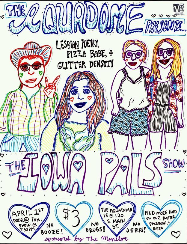 iowa pals show